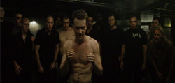 If this is your first night of fight club....you have to fight
