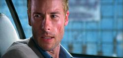 Guy Pearce as Leonard Shelby in Memento