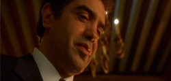 Chazz Palminteri as Dave Kujan in the Usual Suspects